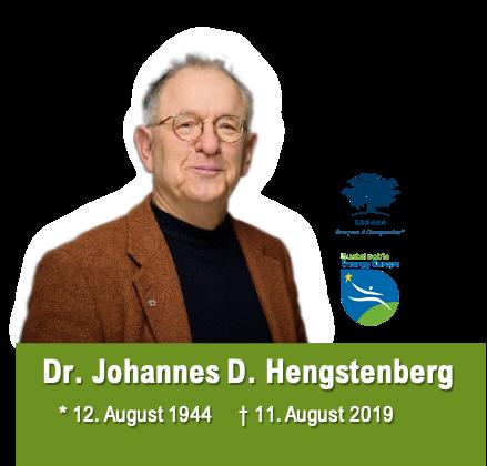 Dr. Johannes D. Hengstenberg
